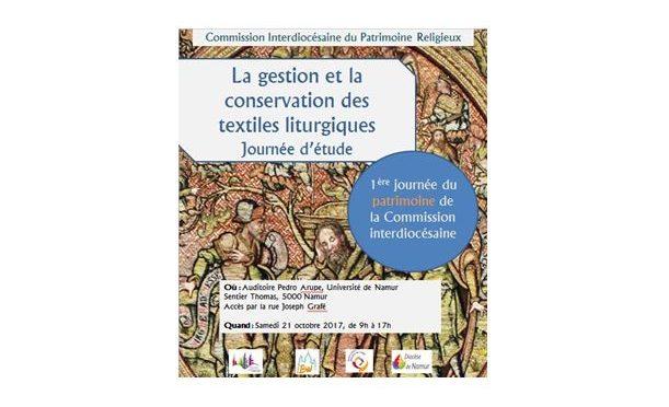 L'année textiles liturgiques: J-2!