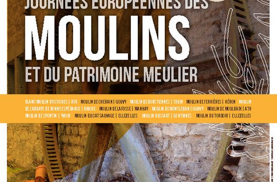 Le WE des moulins en Wallonie