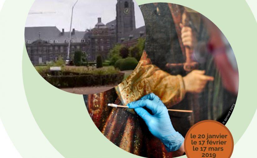 Visiter l'Abbaye de Bonne-Espérance et le CHASHa cet hiver, c'est parti pour la deuxième édition !