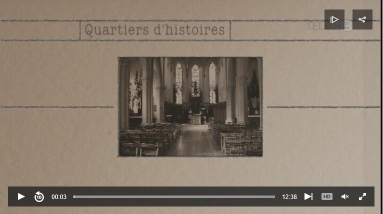 Faut-il sauver nos églises? Un reportage «Quartiers d'histoire»