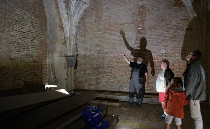 Les journées du patrimoine à l'abbaye, un programme autour de la femme